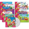 Creative Teaching Press™ Sing Along and Read Along With Dr. Jean Variety Pack W/CD, Grades Pre K-1st