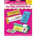 Creative Teaching Press™ Color, Shape and Number Words Build-A-Skill Instant Book, Grades K - 1st