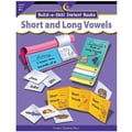Creative Teaching Press™ Build-A-Skill Instant Short & Long Vowels Book, Grades Kindergarten-1st
