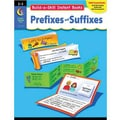 Creative Teaching Press™ Build-A-Skill Instant Book, Prefixes and Suffixes, Grades 2nd -3rd