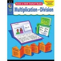 Creative Teaching Press™ Build-A-Skill Instant Multiplication and Division Book, Grades 2nd -3rd