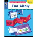 Creative Teaching Press™ Build-A-Skill Instant Time and Money Book, Grades 2nd -3rd