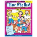 Creative Teaching Press™ I Have, Who Has? Math Activity Book, Grades 3rd - 4th