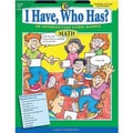 Creative Teaching Press™ I Have, Who Has? Math Activity Book, Grades 5th - 6th