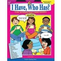 Creative Teaching Press™ I Have, Who Has? Math Activity Book, Grades 1st - 2nd