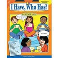 Creative Teaching Press™ I Have, Who Has? Language Arts, Grades 1st - 2nd