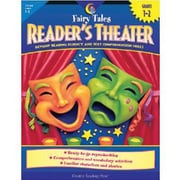 Creative Teaching Press™ Fairy Tales Reader's Theater Book, Grades 1st - 2nd