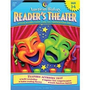 Creative Teaching Press™ American History Reader's Theater Book, Grades 3rd - 4th