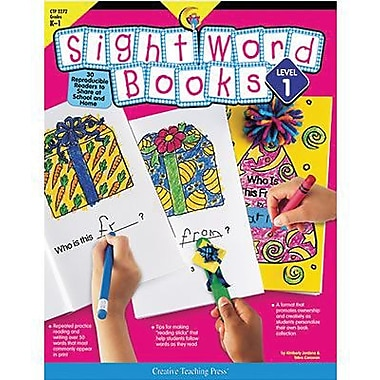 Creative Teaching Press™ Sight Word Book, Level 1