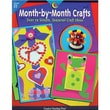 Creative Teaching Press™ Arts and Crafts Activity Book, Month-By-Month, Grades Kindergarten - 2nd