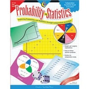 Creative Teaching Press Probability and Statistics Book, Grades 5th - 8th