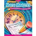 Creative Teaching Press™ Math Minutes Book, Grades 2nd