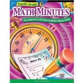 Creative Teaching Press™ Math Minutes Book, Grades 4th
