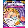 Creative Teaching Press™ Math Minutes Book, Grades 5th