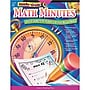 Creative Teaching Press Math Minutes Book, Middle Grades