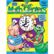 Creative Teaching Press Instant Math Centers Book, Grades Kindergarten -1st