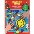 Creative Teaching Press™ Hands-On Math Book, Grades 2nd -3rd