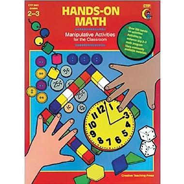 Creative Teaching Press™ Hands-On Math Book, Grades 2nd -3rd