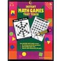Creative Teaching Press™ Instant Math Games That Teach Book, Grades 2nd -5th