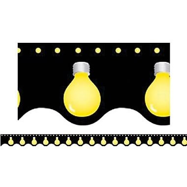 Creative Teaching Press™ Pre School - 12th Grades Scalloped Bulletin Board Border, Bright Ideas