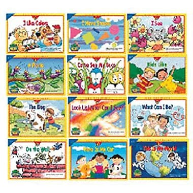 Creative Teaching Press™ Sight Word Readers Variety Pack, Grades Kindergarten - 1st