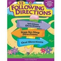 Creative Teaching Press™ Following Directions Book, Grades 1st - 2nd