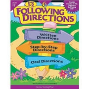 Creative Teaching Press™ Following Directions Book, Grades 1st - 2nd