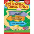 Creative Teaching Press™ Following Directions Book, Grades 3rd - 4th
