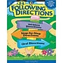 Creative Teaching Press™ Following Directions Book, Grades 5th