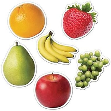Creative Teaching Press™ 6in. Designer Cut-Outs, Fruits