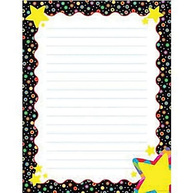 Creative Teaching Press™ Dots On Black With Stars Small Chart