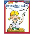 Creative Teaching Press™ More I'm Through! What Can I Do? Book, Grades 1st