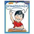 Creative Teaching Press™ More I'm Through! What Can I Do? Book, Grades 4th
