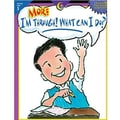 Creative Teaching Press™ More I'm Through! What Can I Do? Book, Grades 5th