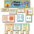 Creative Teaching Press™ Mini Bulletin Board Set, Place Value: 1s, 10s, 100s