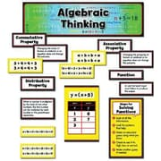 Creative Teaching Press Mini Bulletin Board Set, Algebraic Thinking