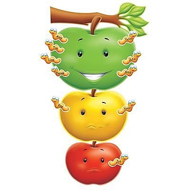 Creative Teaching Press™ Bulletin Board Set, Be A Top Apple