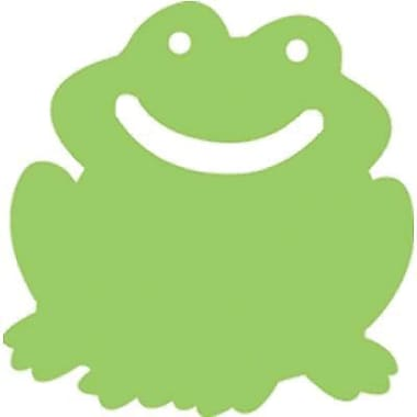 Creative Teaching Press™ 3in. Calendar Cut-Outs, Frog