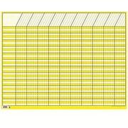 Creative Teaching Press™ Large Horizontal Incentive Chart, Yellow