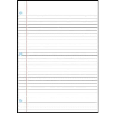 Creative Teaching Press™ Giant Notebook Page