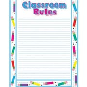 Creative Teaching Press™ Classroom Rules Chart, Grades Kindergarten - 3rd