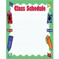 Creative Teaching Press™ Class Schedule Chart, Grades Kindergarten - 3rd