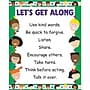 Creative Teaching Press™ Let's Get Along Chart