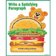 Creative Teaching Press™ Write A Satisfying Paragraph Chart