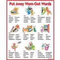 Creative Teaching Press™ Put Away Worn-Out Words Chart