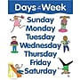 Creative Teaching Press™ Days of The Week Basic