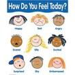 Creative Teaching Press™ How Do You Feel Today? Basic Skills Chart