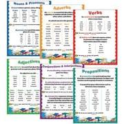 Creative Teaching Press™ Parts of Speech 6 Chart