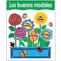 Creative Teaching Press™ Los Buenos Modales Spanish Basic Skills Chart