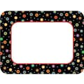 Creative Teaching Press™ 6in. Poppin' Patterns® Designer Cut-Outs, Dots On Black Cards